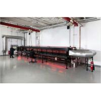 Buy cheap 50Hz Flammability Testing Equipment UL910/Nfpa 262 Steiner Horizontal Tunnel Furnace from wholesalers