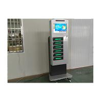 Buy cheap High End Computer Cell Phone Charging Stations with Big Touch Screen from wholesalers