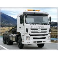 Buy cheap CTC-SINOPOWER China best tractor truck/ lorry for Uzbiekistan from wholesalers