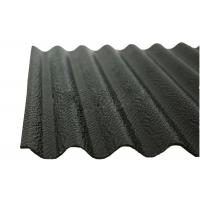Buy cheap Clear Corrugated Polycarbonate Sheets Soundproof Plastic Roof Panel Energy Saving from wholesalers