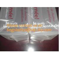 Buy cheap Mod Plastic Bags, flexi loop handle, die cut handle, block bottom, string bag, Jewelry product
