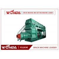 Wire Cut Interlocking Clay Brick Machine13000-18000 M³/H Production Capacity