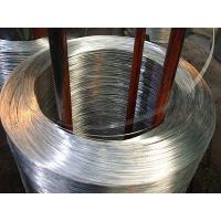 Buy cheap Cold Heading Steel Galvanized Steel Cable , Wire Rope Steel 300-1000 Kgs / Coil from wholesalers