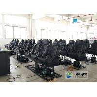 Buy cheap Special Effects 6D Cinema Equipment With Black And White Design product