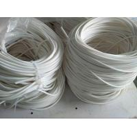 Buy cheap White Flexible PVC Tubing 600V / 300V UL Approval , Flexible PVC Pipe from wholesalers