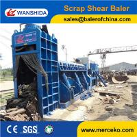 Buy cheap New Condition and Automatic Electric Motor Drive Car Bodies Logger Baler with CE and ISO9001 from wholesalers