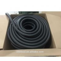 Buy cheap HVAC NBR soft foam rubber thermal insulation pipe tube from wholesalers
