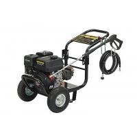 CE Gasoline High Pressure Washing Machine with 2 Wheels / Triplex Plunger Pump