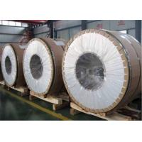 Buy cheap PPGI Painted Aluminum Coil , Wood Prepainted Aluminum Flashing Coil from wholesalers