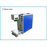 Buy cheap Instruments 20W Portable Fiber Laser Marking Machine With Air Cooling , Warranty 3 Years from wholesalers