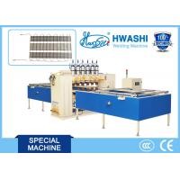 Buy cheap Semi Automatic Welding Machine for 1300x1000mm Refrigerating Condenser from wholesalers