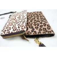 Buy cheap OEM fashion animal skin ladies hand wallet key G3612 from wholesalers