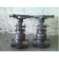 Buy cheap Forged Welded Bonnet Gate Valve from wholesalers