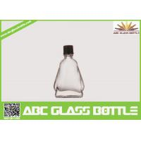 Buy cheap Essential Balm Oil Sample Mini Glass Bottle Vial With Plastic Screw Cap/Glass product