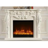 Modern fireplace mantel designs quality modern fireplace for Eco friendly fireplace