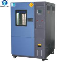 Buy cheap Programmable high low temperature test chamber / temperature control cabinets from wholesalers