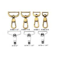 Buy cheap Snap Hook Metal Keychains Hang Small Gourd Zinc Alloy Key Chain Buckle Handbag from wholesalers