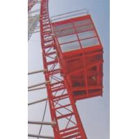 Buy cheap Passenger Hoist Loading 2000kg Single Cage Construction Hoist Safety from wholesalers