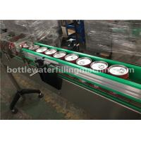 Buy cheap 330ml Aluminum Can Fruit Juice / Spring Water Filling Machine For Canning Line from wholesalers