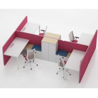 Buy cheap Different layout design Office partitions with screen divider from wholesalers