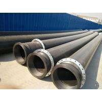 Buy cheap High Density HDPE Pipe Hdpe Underground Pipe For Discharging The River Sand product