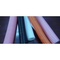Buy cheap Single Wall Corrugated Flexible Tubing Organic Insulation Chemistry from wholesalers