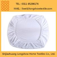 China Twin Fitted Bed Sheet with 4 Corner Elastic with High Quality on sale