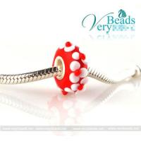 Buy cheap Glass beads for padora bracelet with 925 silver core 264 from wholesalers