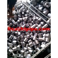Buy cheap duplex stainless ASTM A182 F65 threaded reducing coupling from wholesalers