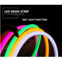 Buy cheap 360 Degree Smd2835 120leds/M Led Neon Flexible Tube from wholesalers