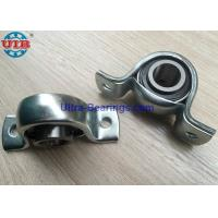 Buy cheap UCPP204 Spherical Ball Bearing With Zinc Plated Pressed Steel Housing For Textile Machine from wholesalers