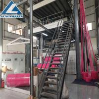 Buy cheap PP Spunbond Non Woven Fabric Making Machine Fabric For Making Medical, Hygienic, Bags , Packing Nonwoven Machine from wholesalers