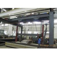 Buy cheap Sand Lime AAC Block Cutting Machine Energy Saving / Horizontal and Vertical Cutting from wholesalers