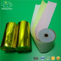 Buy cheap Colorful Carbonless Transfer Paper , NCR Continuous Paper  9.5*11 For Export from wholesalers