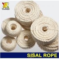 Buy cheap Unoiled sisal rope for Cat Scratching from wholesalers