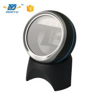 Buy cheap 2D Mini USB QR Code Hands Free Barcode Scanner , Desktop Barcode Reader Automatic from wholesalers