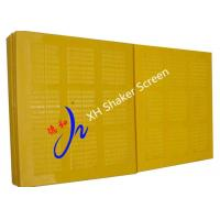 Buy cheap Fine Polyurethane Screen Panels , Urethane Shale Shaker Screen from wholesalers