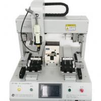 China Automatic Screwdriver Machine , 3 Axis Driver Automatic Screw Tightening Machine on sale