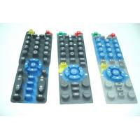 Buy cheap Customized White OEM Silicone Rubber Keypads For TV Remote Controls/Radio Remote Controls from wholesalers
