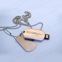 Buy cheap 4GB 8GB Flexible Metal USB Flash Drive, Ball Key Chain USB Flash Stick with Data Loading from wholesalers