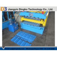 Buy cheap Double Layer Roll Forming With Machine Colored Steel Sheet And Galvanized Steel Sheet from wholesalers