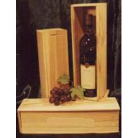 Buy cheap Wood wine box from wholesalers