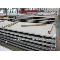 Buy cheap HL Industrial Hot Rolled Steel Plate / Stainless Steel Mirror Finish Sheet 1.4372 from wholesalers