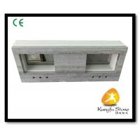 Buy cheap Xiamen Kungfu Stone Ltd supply Grey Wooden Marble Countertops In High quality from wholesalers