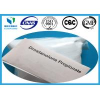 Buy cheap Body Building Drostanolone Propionate Raw Steriod Powder Cas 521-12-0 from wholesalers