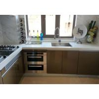Buy cheap Mouldproof Hanging Particle Board Kitchen Cabinets Strong Nail Holding Function from wholesalers