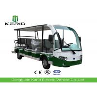 Quality High Performance Electric Sightseeing Car with Spacious Seat For 14 Passengers for sale