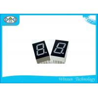 Buy cheap LED Chip Single Digit 7 Segment Display 0.28 Inch For Digital Information from wholesalers