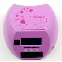 Buy cheap LED  CCFL 48W uv lamp professional nail system with lcd display and Fan from wholesalers