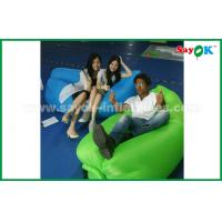 Buy cheap Comfortable Nylon Fabric Lazy Inflatable Airbag Hangout Pop Up Sofa from wholesalers